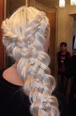 Beautiful Hairstyles For Long Hair  Women Beauty