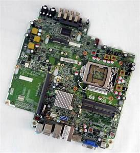 Lot Of 10 Hp Elite 8200 Usdt Ultra Slim Motherboard 611836