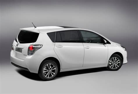 mpv toyota 2013 toyota verso mpv to be launched at the paris motor