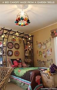Amazing, Easy, Diy, Home, Decor, Ideas-, Bed, Canopy