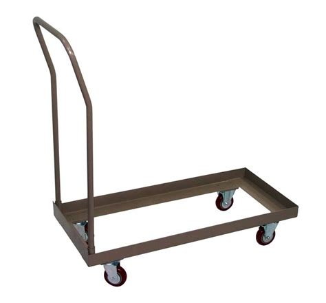 standard chair cart with 4 casters for ch fanback