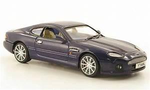Aston Martin Miniature : aston martin db7 vantage miniature bleu vitesse 1 43 voiture ~ Melissatoandfro.com Idées de Décoration
