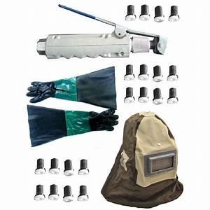 Sable Pour Sableuse Point P : pistolet gachette de sablage pour sableuse mobile 20 buses 1 paire de gants 1 masque ~ Medecine-chirurgie-esthetiques.com Avis de Voitures