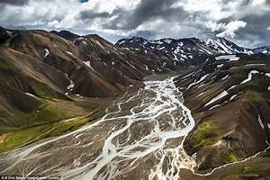 Images reveal the stunning beauty of rivers that look like ...