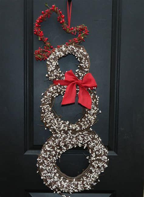 creative christmas wreath ideas