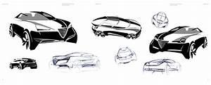 alfa romeo 2020 electric suv concept on behance With alfa romeo electric