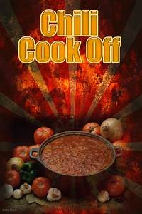 Christmas Concert Poster Template Chili Cook Off Poster Flyer Invitation Sales Event Flyer