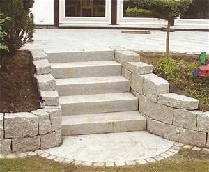 Steine Zum Mauern Preise : garten stufen mischungsverh ltnis zement ~ Orissabook.com Haus und Dekorationen