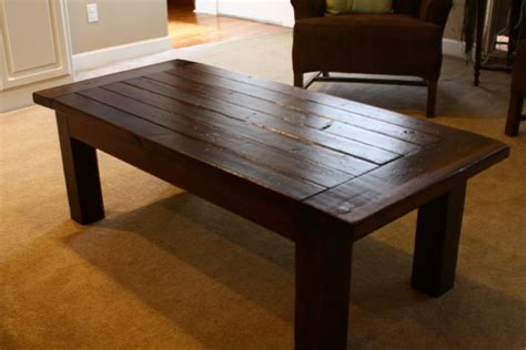 Tryde Coffee Table-diy Projects