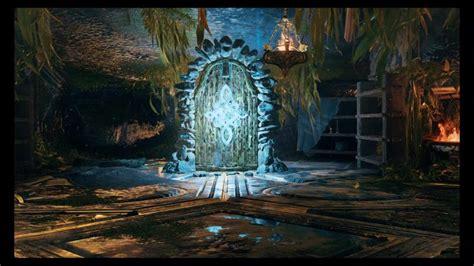 god  war    unlock  shortcut mystic