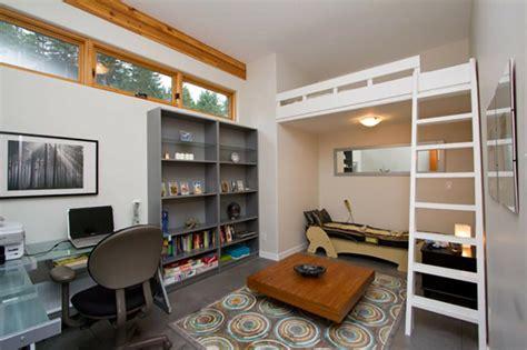 chambre mezzanine ado lit mezzanine pour une chambre d ado originale design feria