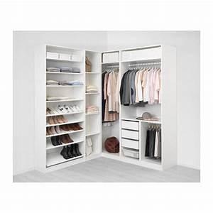 Dressing Ikea Angle : pax dressing pinterest dressing chambre dressing et chambres ~ Teatrodelosmanantiales.com Idées de Décoration
