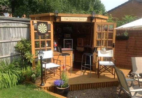 narrow bar stools uk forget caves backyard bar sheds are the trend