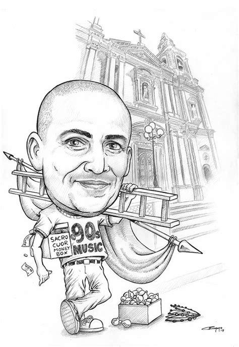 Caricatures - JOSEPHBUGEJART