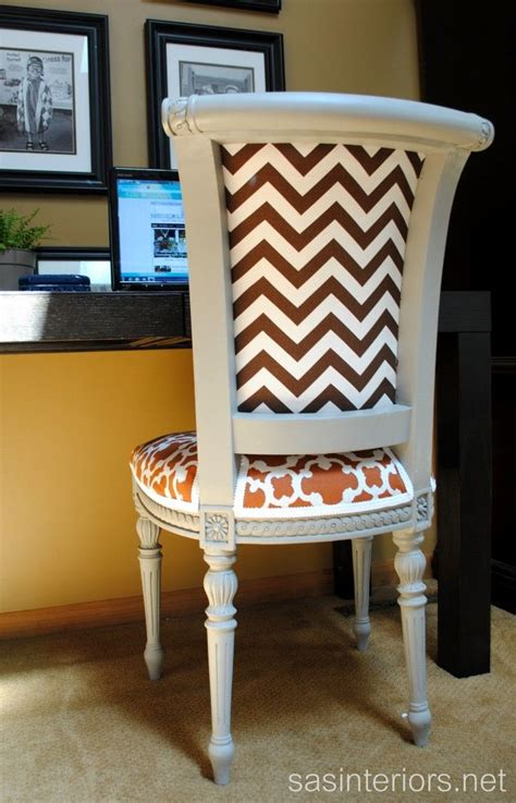 Kitchen Chair Upholstery by Reupholstered Chair Helpful Tips For Reupholstering