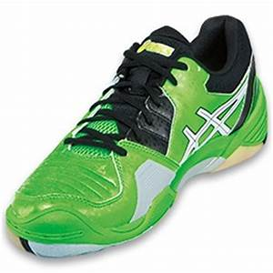 Asics Gel Domain 3 Men s Squash Indoor Court Shoes Neon