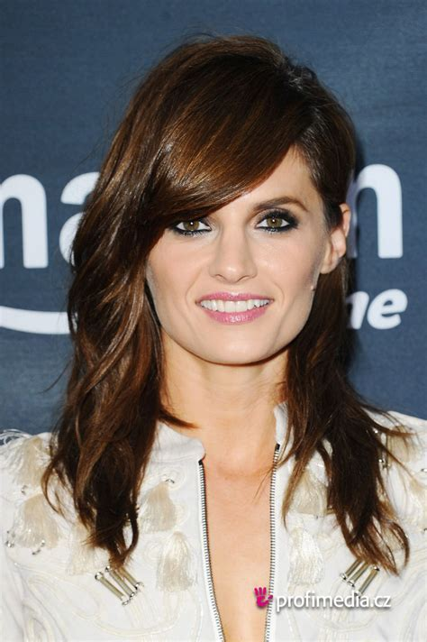 Stana Katic     hairstyle   easyHairStyler