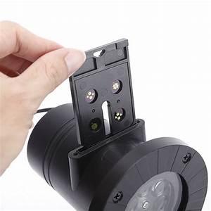 Laser Beleuchtung Aussen : 12 muster led laser licht projektor weihnacht au en beleuchtung garten lampe ebay ~ Watch28wear.com Haus und Dekorationen