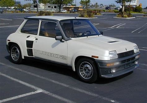 Renault 5 Turbo 2 For Sale by Top 10 Renault 5 Turbo 2 Cabroworld