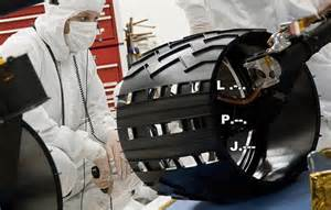 Morse code in its tyre tracks and a lucky penny - Nasa ...