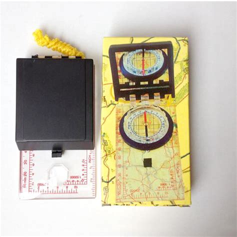 acrylic base plate compass map ruler mirror compass buy