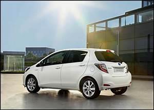 Toyota Yaris Hybride France : toyota yaris hybride elle arrive blog automobile ~ Gottalentnigeria.com Avis de Voitures