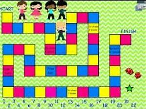 Math Board Games - Printable Math Games And Worksheets ...