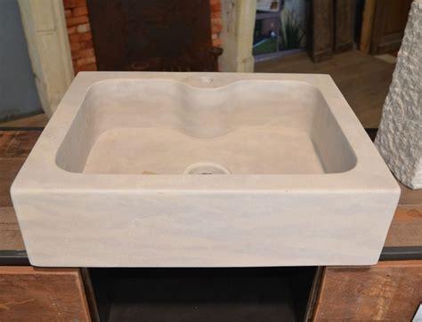 evier rectangulaire cuisine évier en calcaire naturelle rectangulaire