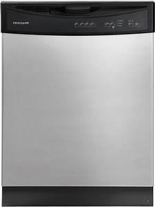 Frigidaire Ffbd2407ls Full Console Dishwasher With 3 Wash