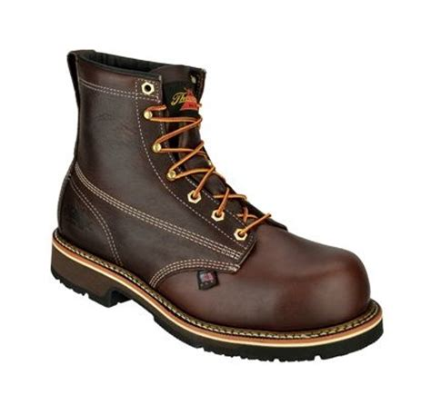 safest motorcycle boots thorogood 6 quot plain composite safety toe boots revzilla