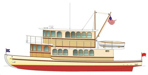 Scow Houseboat Plans by Purchase Plans For A Large Scow Hull Boat Design Forums