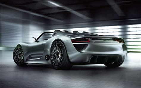2011 Porsche 918 Spyder 2 Wallpapers