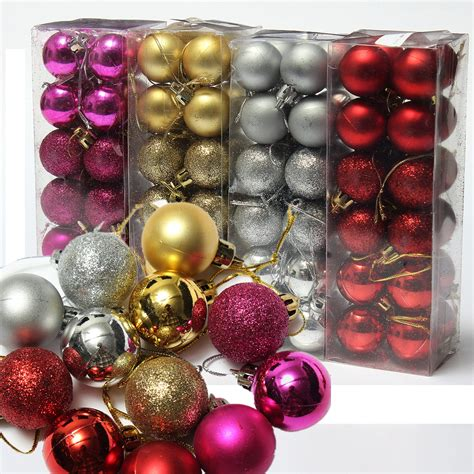 plain ornaments to decorate for christmas christmas