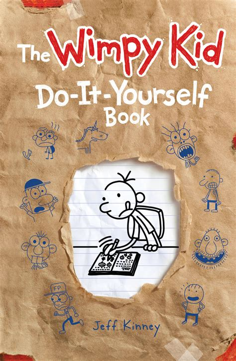Doityourself Volume 2 Diary Of A Wimpy Kid  Penguin