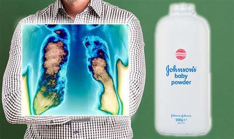 talcum powder cancer risk man wins   johnsons