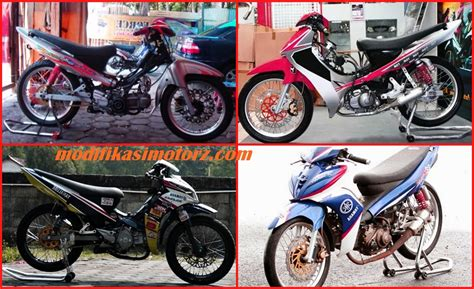 Jupiter Z Road Race Terbaru by Foto Modifikasi Jupiter Z Road Race Terbaru Modifikasimotorz