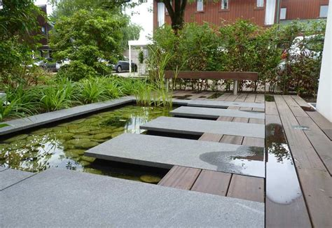 Bassin De Jardin Moderne 4 Styles De Bassins 224 Copier Dans Votre Jardin