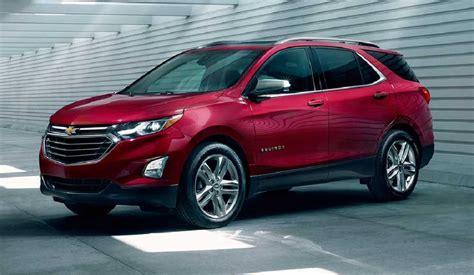 2018 Chevrolet Equinox Release Date, Price, Specs, News