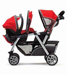 Chicco Cortina Together Double Stroller - Ombra