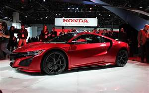 2017 Acura NSX: Performance Manufacturing Center Visit on ...