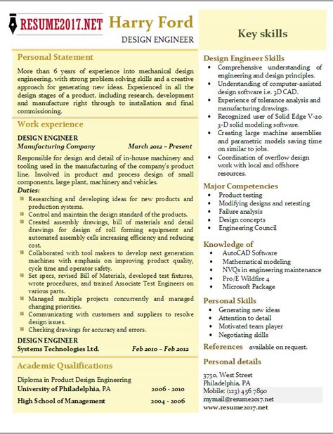 resume format diploma electrical electronics engineering