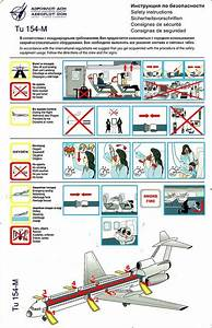 31 Best Airplane Safety Diagram Images On Pinterest