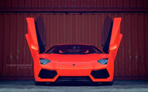 Lamborghini Aventador C3photography 3 Wallpaper Hd Car