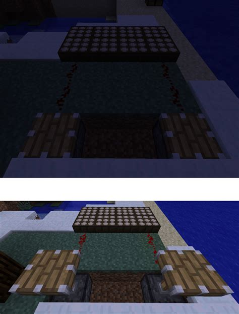 Minecraft Light Sensor by How To Make And Use Minecraft Daylight Sensors Surviving