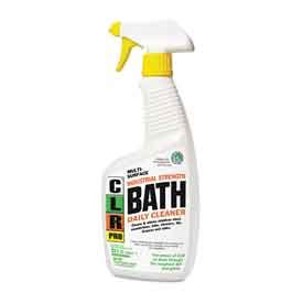 cleaning supplies bathroom cleaners clr bath daily