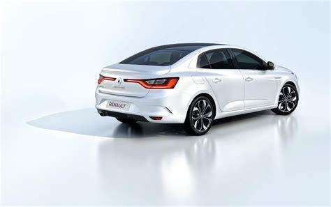 new renault megane sedan renault megane grand coupe adds dash of panache but not