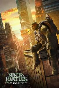 Teenage Mutant Ninja Turtles 2 Posters Take to the Skies ...