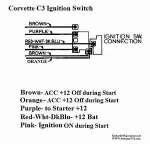 Ignition Switch Problem - Corvetteforum
