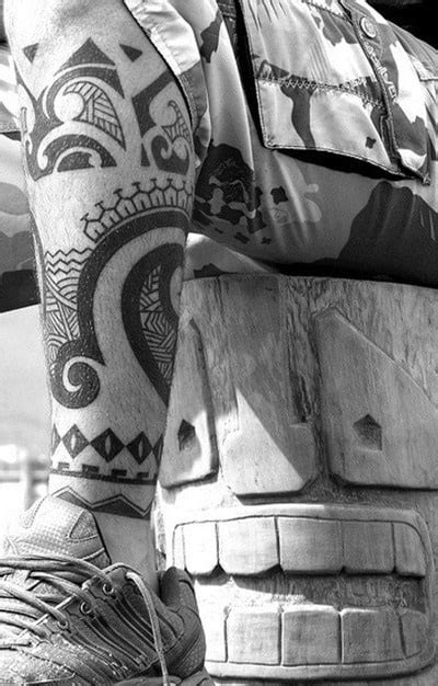 Top 75 Best Leg Tattoos For Men - Sleeve Ideas And Designs