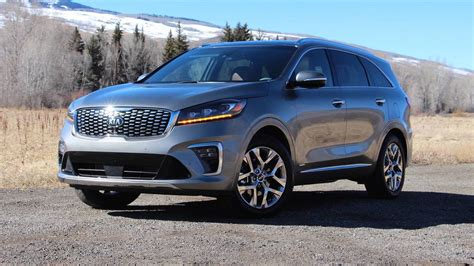 2019 Kia Sorento First Drive  Motor1com Photos